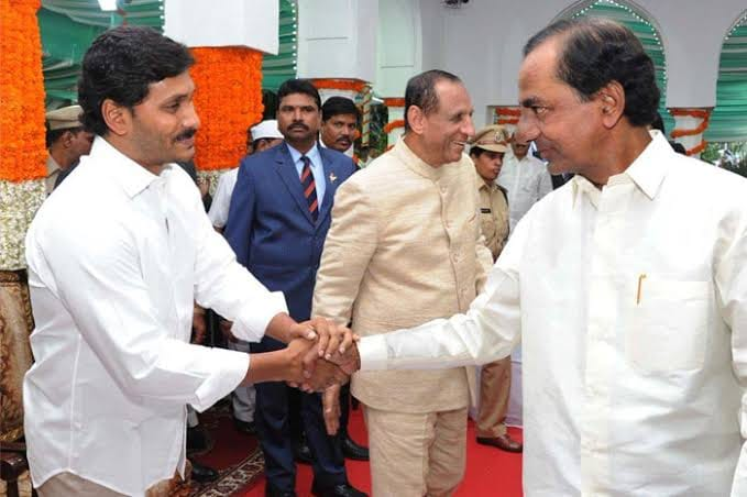 Compared TO Jagan KCR is more Energetic