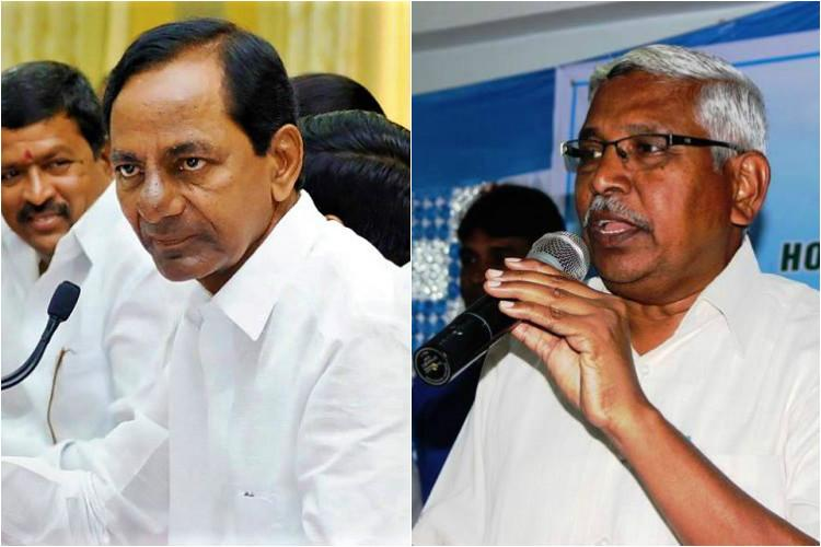 If you do politics on the KCR AP, you can not do that
