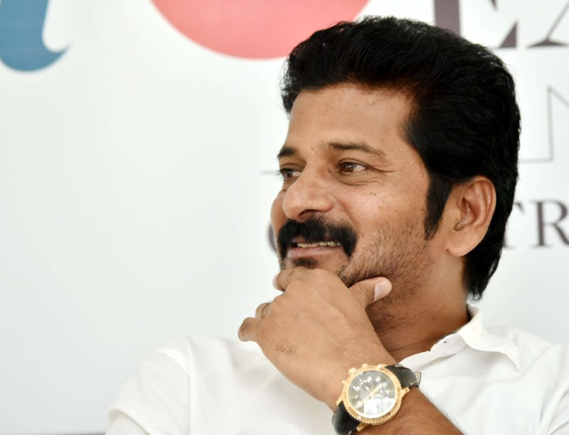 When Revanth Reddy Joins BJP?