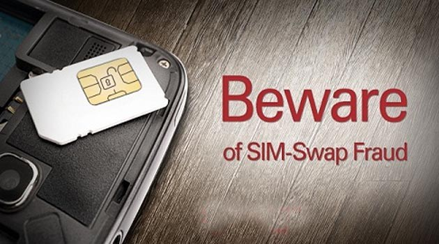 BEWARE FROM SIM SWAP FRAUD