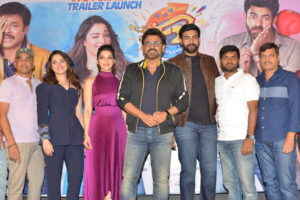 F2 Movie Trailer Launch