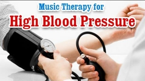 HI Blood Pressure Music Therapy