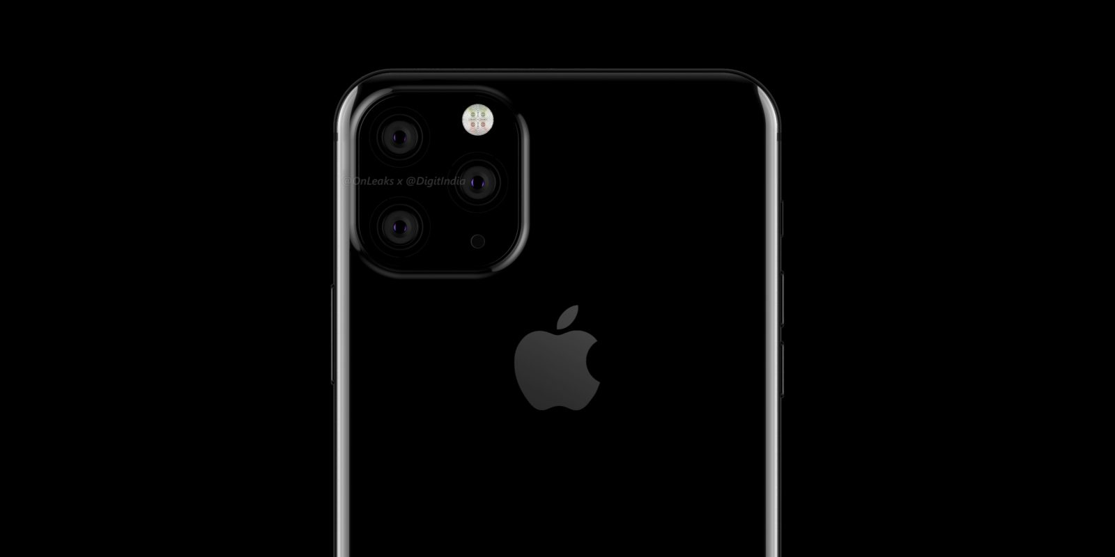 New Iphone 11 Come with Triple camera