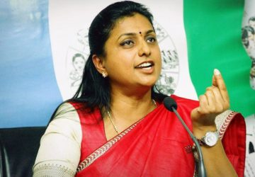 ROJA PUNCHES ON CBN