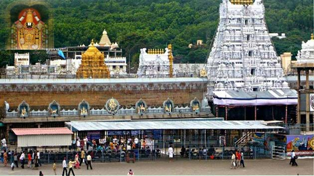 Diamond Studded Crowns were Missing in tirupathi temple