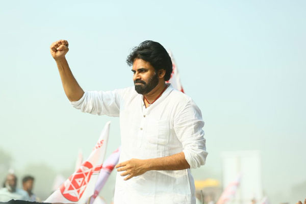 PAWAN CONTEST IN TWO SEATS