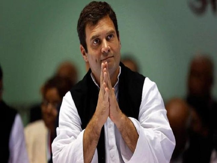 Rahul gandhi Became Common Man