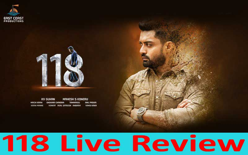 118 Review Rating