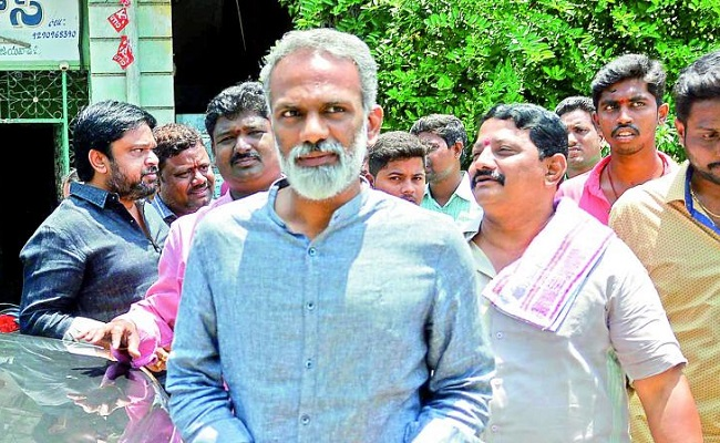 RADHA JOINS IN TDP