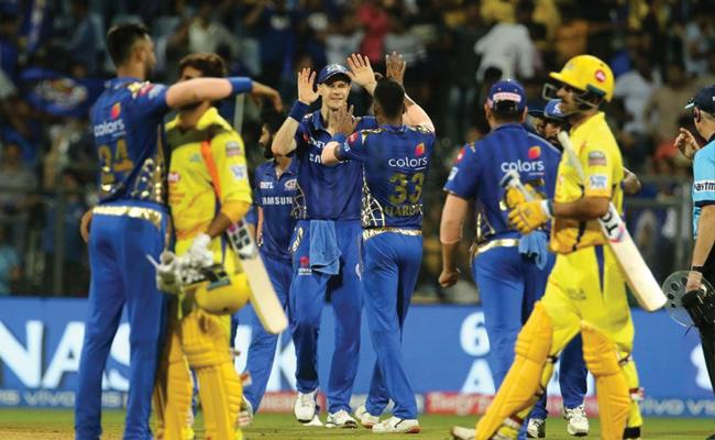 MUMABI 2ND WIN IN IPL