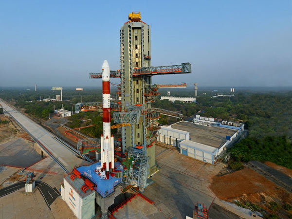PSLVC 45 Successfully Launched