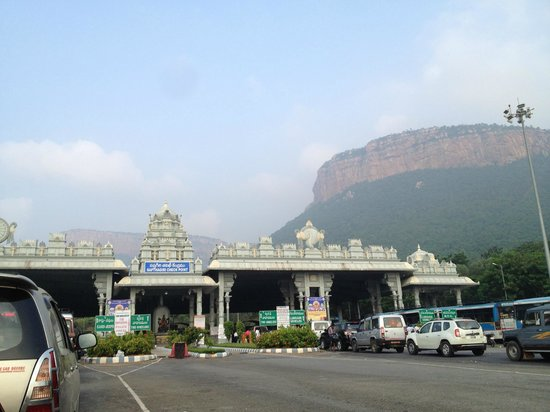 Prepare another way to get to Tirumala Hill
