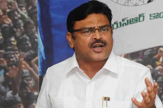 AMBATI Roude Comments on TDP and BJP