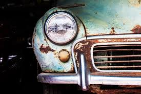 Fight for OLD Car