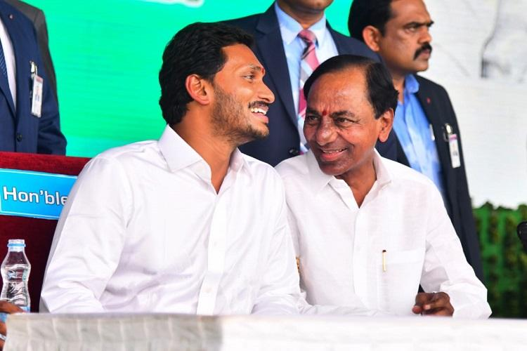 About Andhra Pradesh And telangana Chief Ministers