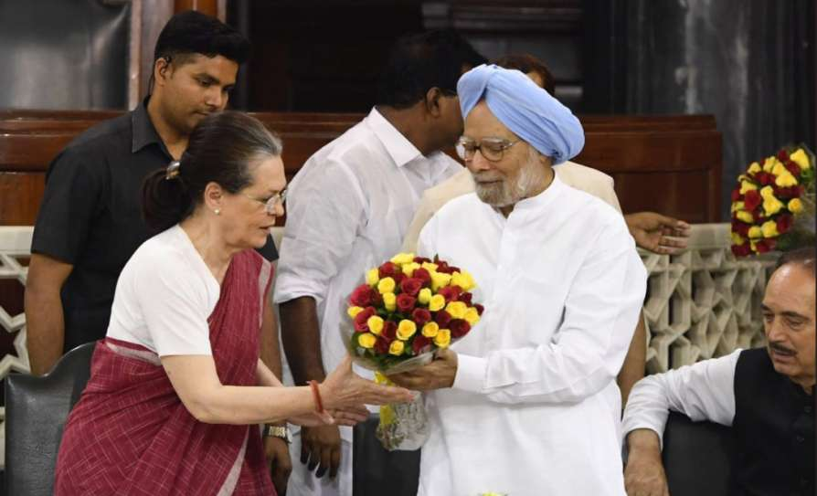 WHY SONIA BECOME CONGRESS PRESIDENT?
