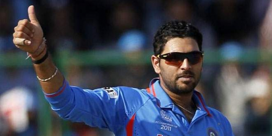 YUVI GOOD BYE TO CRICKET