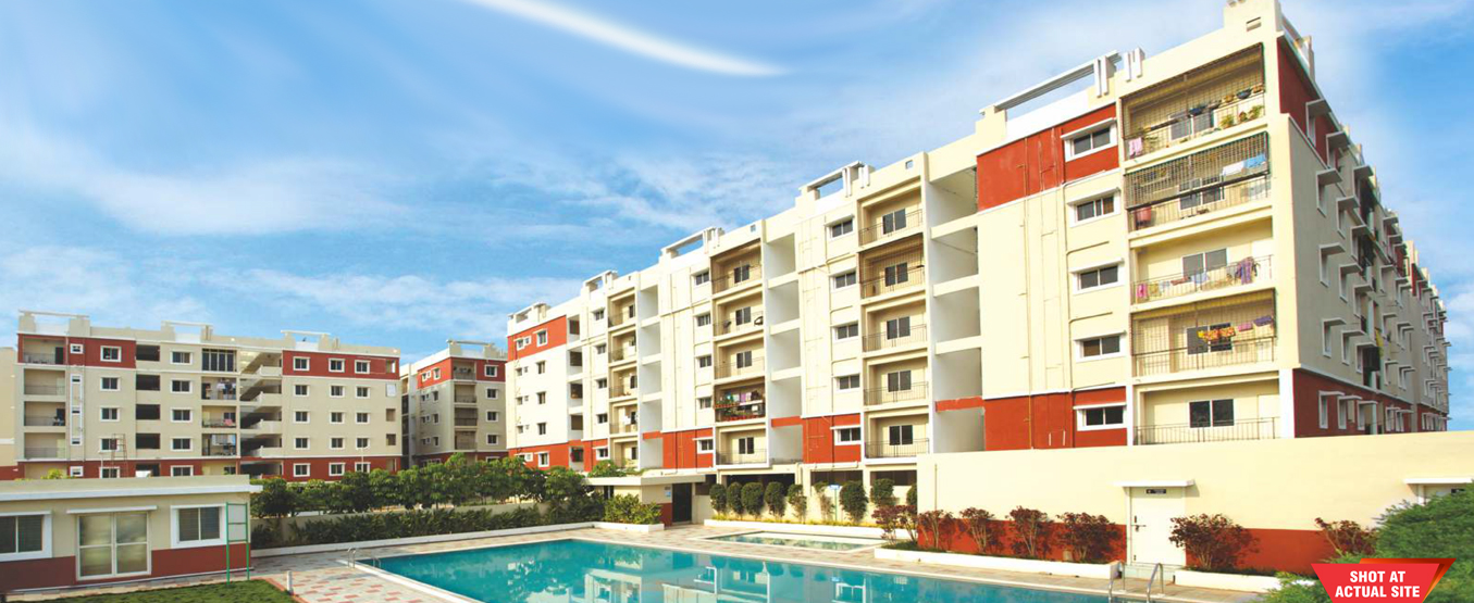HYDERABAD AFFORDABLE LUXURY FLATS