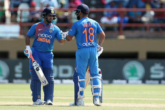 INDIA WON IN 3RD T20