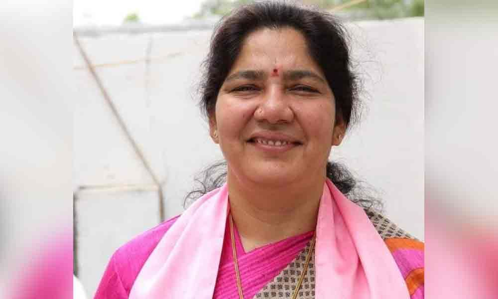 TELANGANA FIRST TRIBAL WOMEN MINISTER