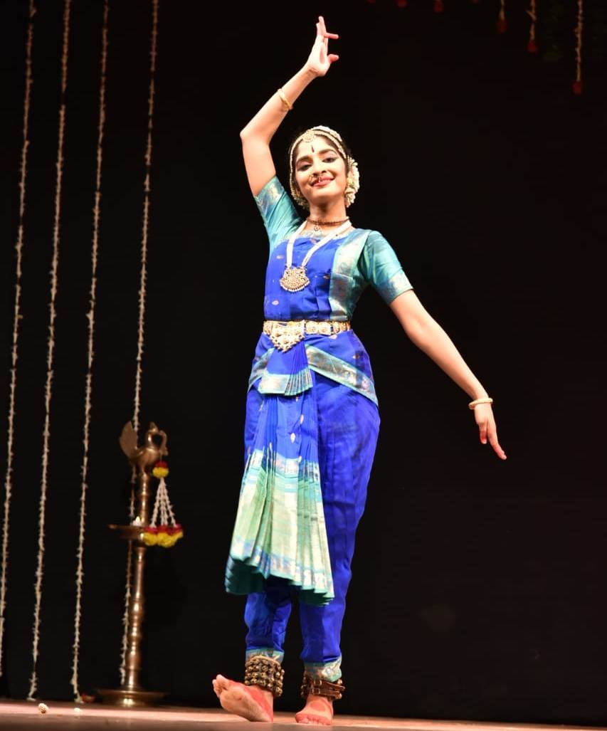 APPLAUSE TO KUMARI RAMYA BHARATANATYAM