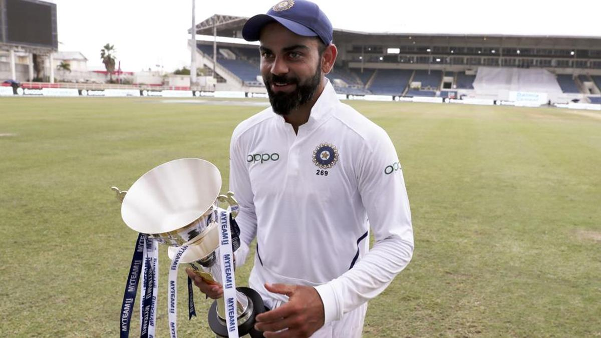 India Defeated Windies in Second Test