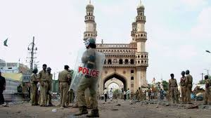 Hyderabad Army Doctor in the event of the bomb blasts