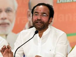 Kishan Reddy is Helpless Minister