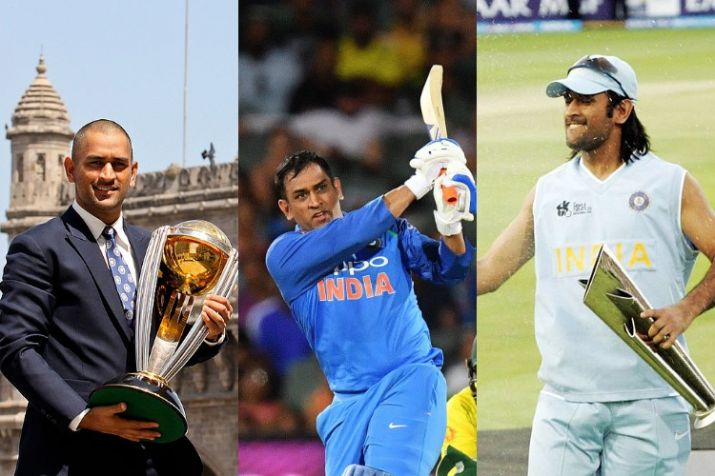 MS Dhoni completes 15 years