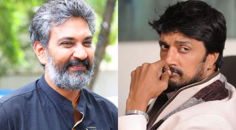Is Sudeep Acts In RRR?