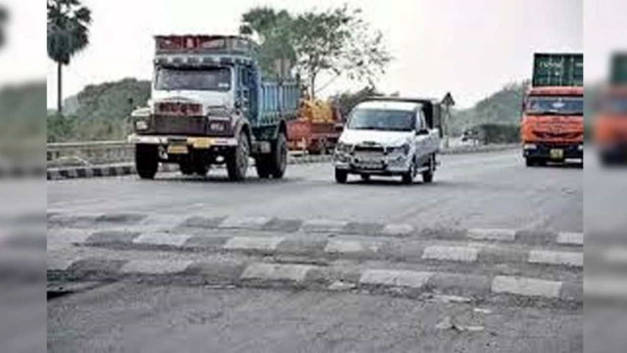 No Speed Breakers On National Highway's