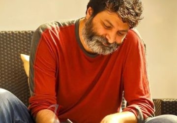 Trivikram with Venky and Nani
