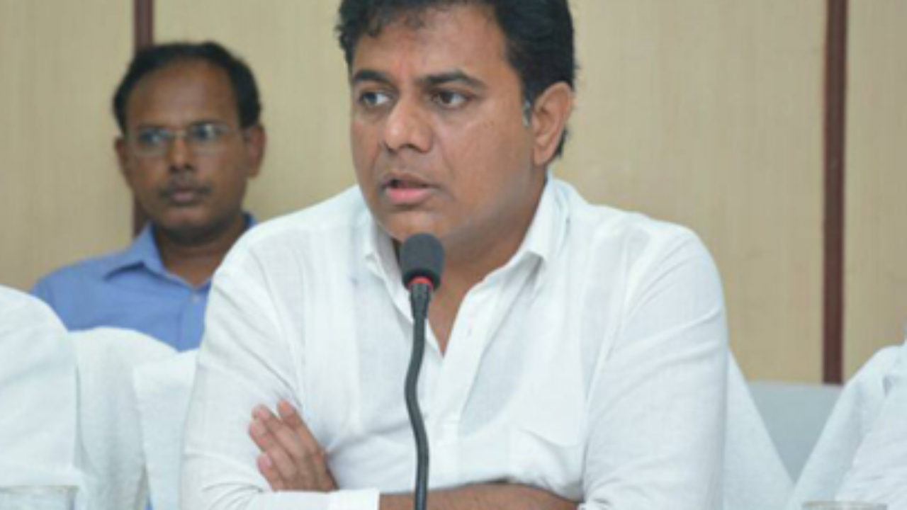 KTR FOCUS ON JOURNALIST ISSUES