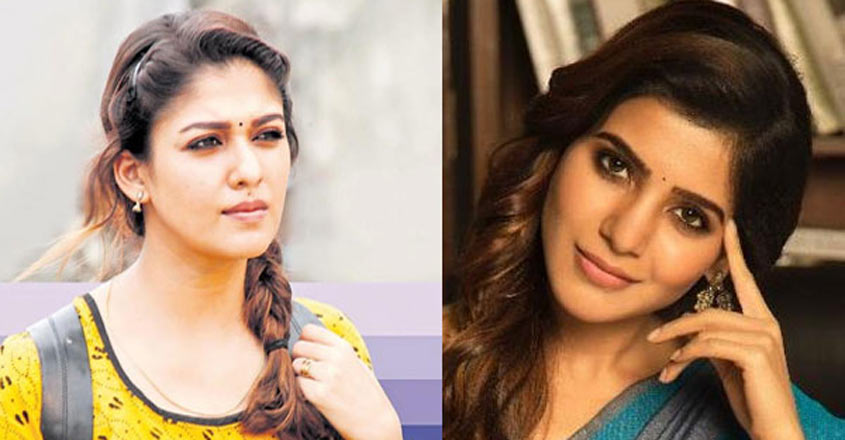 Nayanthara and Samantha set to Vijay Sethupathi