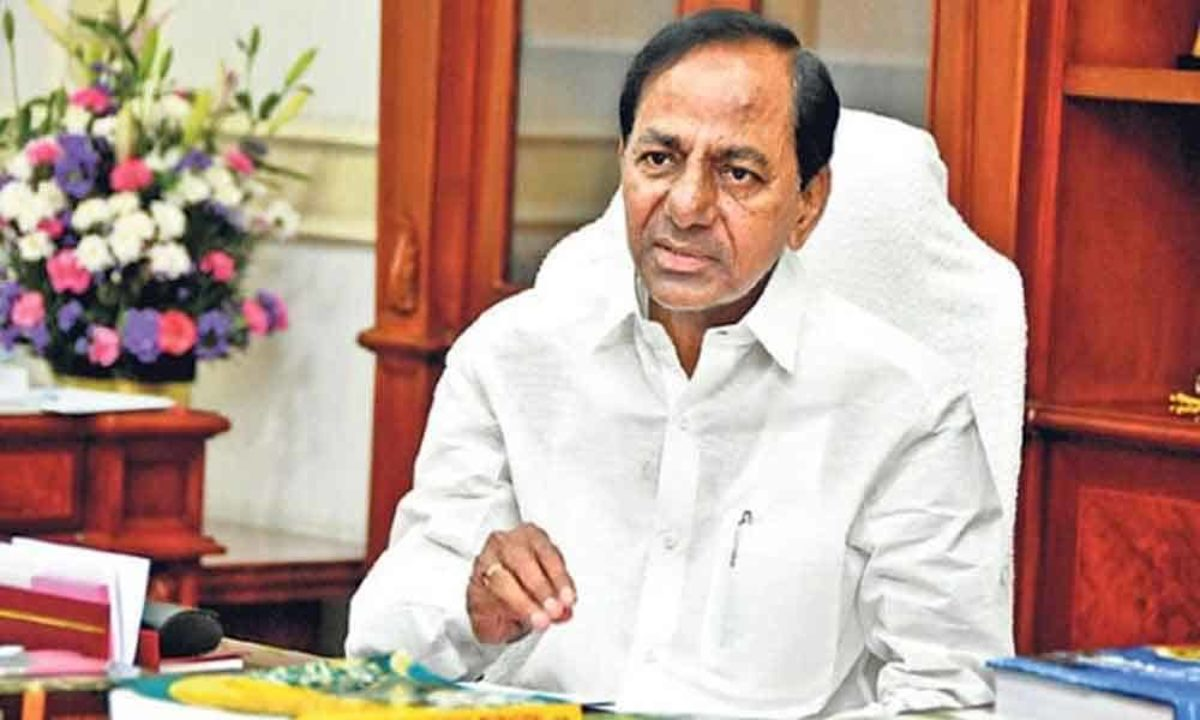 KCR Announced Incentive To Health And Police Departments
