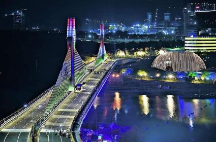 Cable bridge Hyderabad