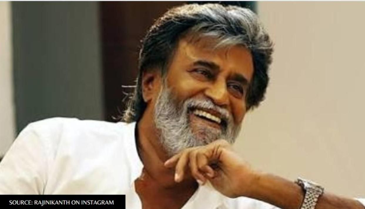 #Superstar rajanikanth talks about political entry#