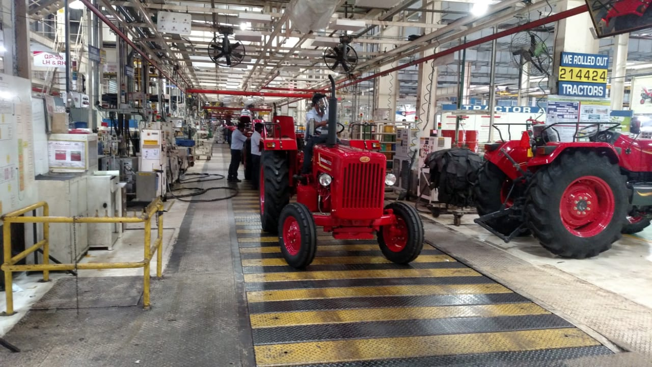 Mahindra Invest Rs. 100 Crores