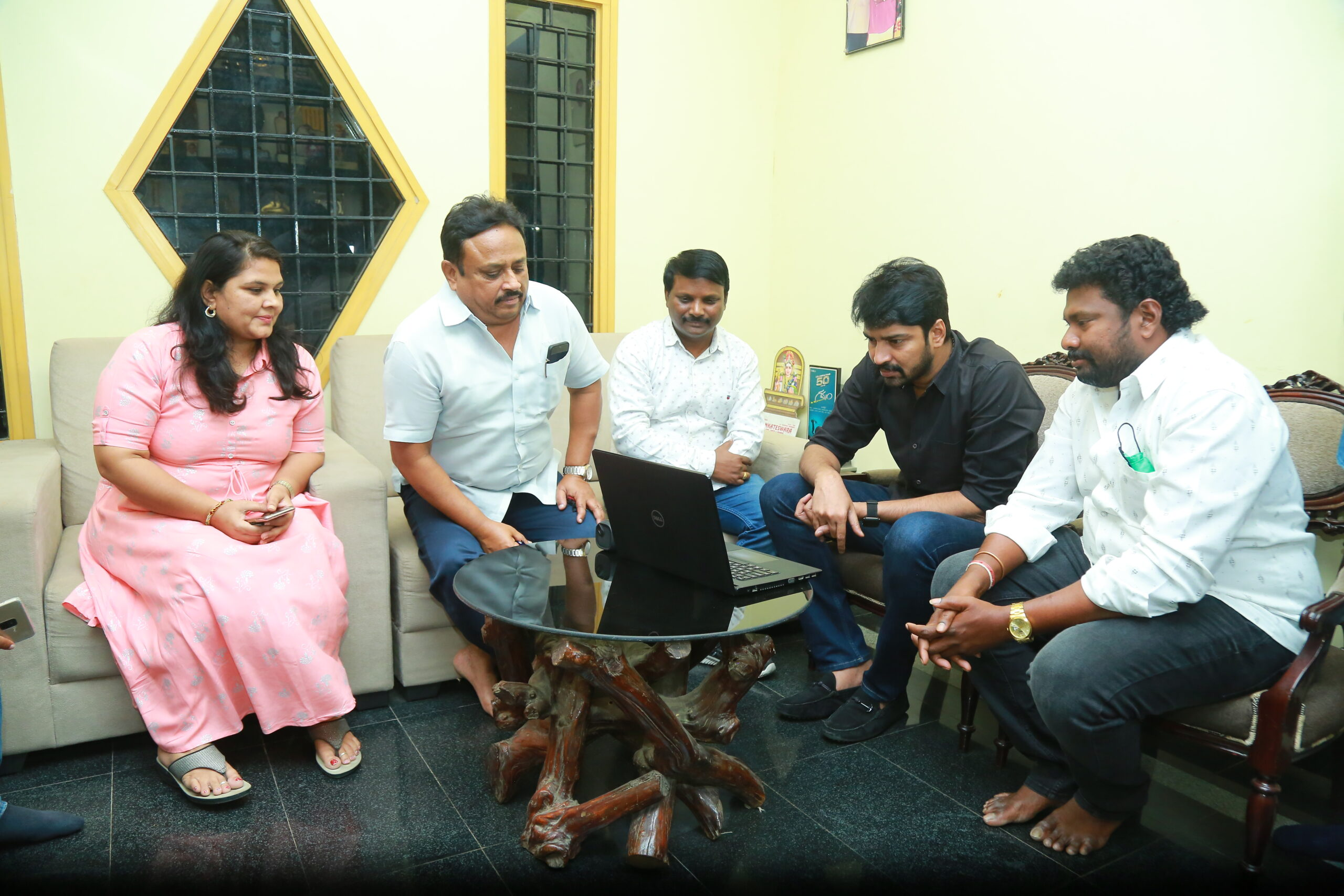 NANDHI HERO ASALEM JARIGINDI RELEASED