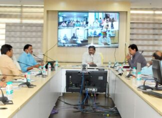 ELECTION COMMISSIONER PARTHASARATI GOT COVID POSITIVE