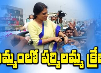 YS SHARMILA ATTACK ON CM KCR