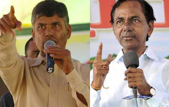 KCR is making a conspiracy against AP