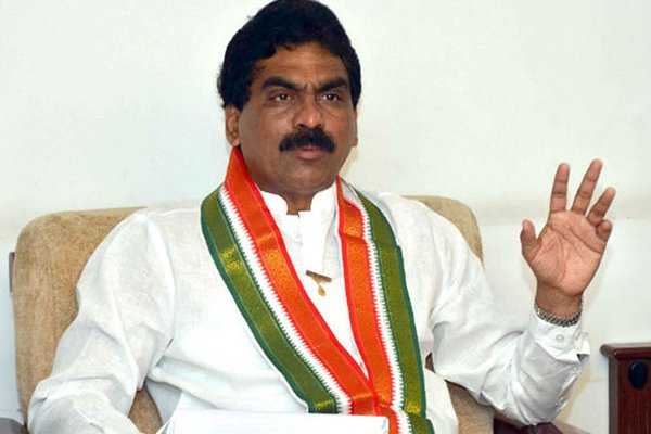 VCP leaders attacked former MP MP Lagadapati Rajagopal on Saturday hinting that the people of Andhra Pradesh will once again have a ticket to TDP