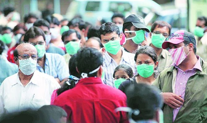 SWINE FLU INCREASING