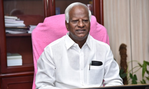KADIYAM  SRIHARI AS THE CHAIRMAN OF LEGISLATIVE COUNCIL