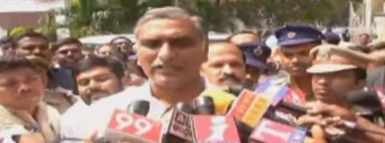 Harish rao Reaction for not having Place on Minister List