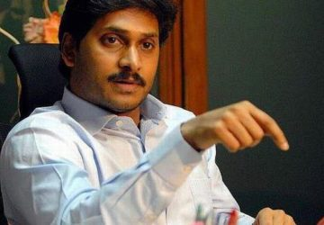 The queue of officers to meet with CM Jagan