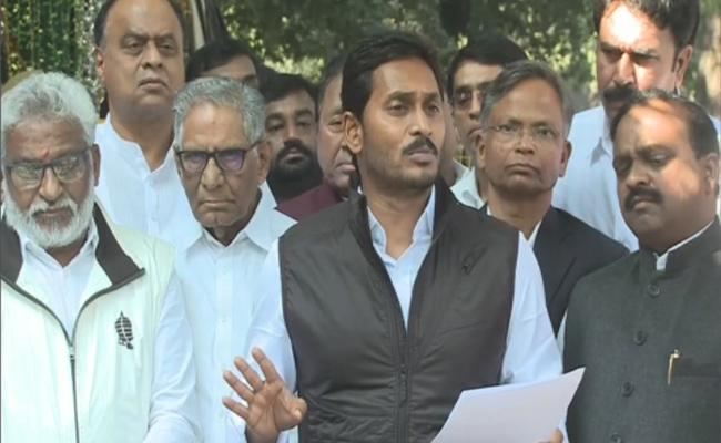 YS JAGAN JOINS IN BJP Related ALLIANCE