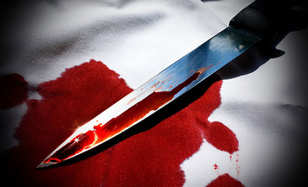 murder attempt with knife