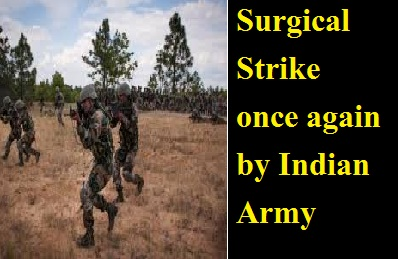Surgical Strike once again